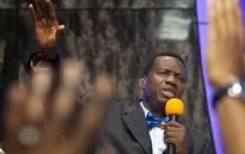 Pastor Adeboye Leads Prayers Against Deadly Ebola Virus