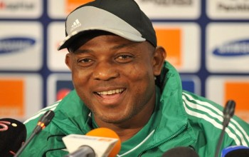Stephen Keshi Accepts Nigeria Coaching Offer