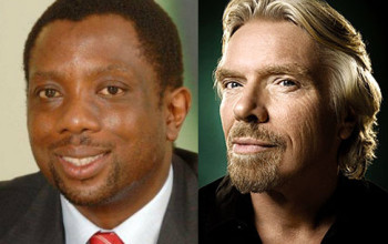 Kola Aluko and Richard Branson: One Objective, Two Different Approaches