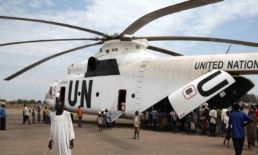 UN Helicopter Crashes in South Sudan, reportedly Shot Down