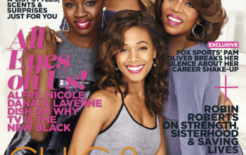 "Meet the ""Channel Changers""! Laverne Cox, Danai Gurira, Nicole Beharie & Alfre Woodard cover Essence Mag"