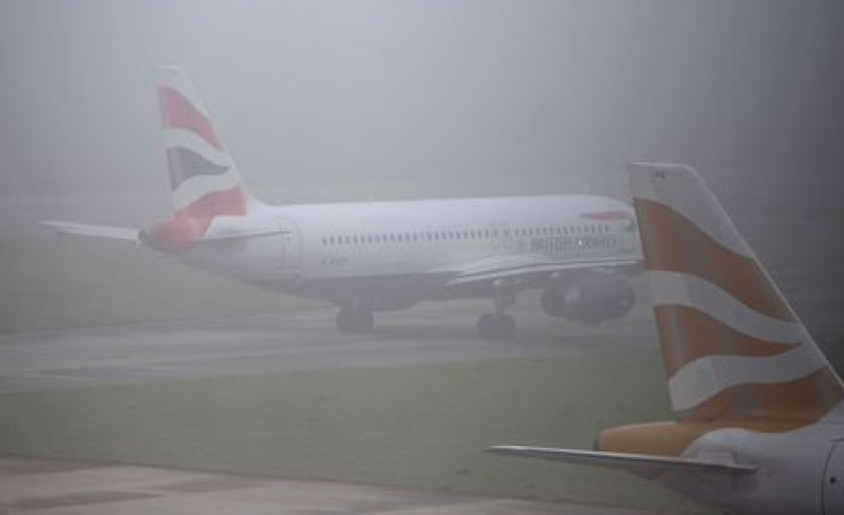 UK airport reopens after aircraft landing incident