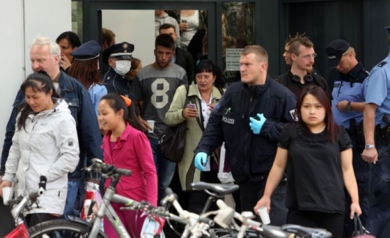Ebola: Nigerian Woman Suspected of Virus Faints at Job Centre in Germany, 600 People Quarantined