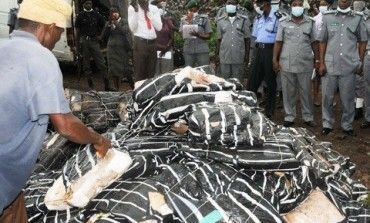 Nigeria Customs Seizes Smuggled Goods Worth N107 Million in 28 Days