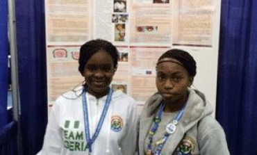 Good News! Two Nigerian Female Students find a Solution for Bad Breath with Walnut