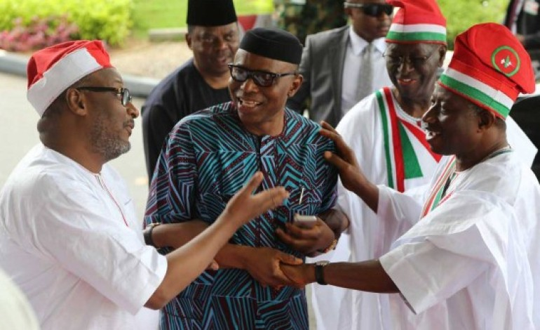 Gov. of Ondo Olusegun Mimiko Moves from LP to PDP