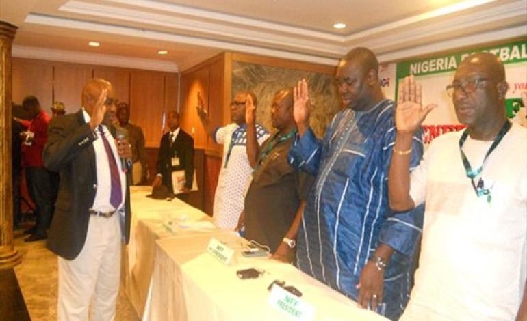 Giwa FC's Boss Emerge as New NFF Boss