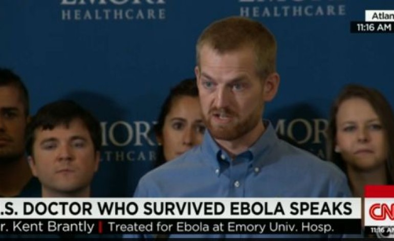 """Today is a Miraculous Day""! Dr Kent Brantly Discharged, Speaks"