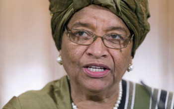 Liberian President Sirleaf Reportedly Sacks Officials for Failing to Help Fight Ebola