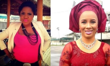 I Will Curse Whoever Insults – Toyin Aimakhu Showers Praises On AGN President, Ibinabo Fiberesima