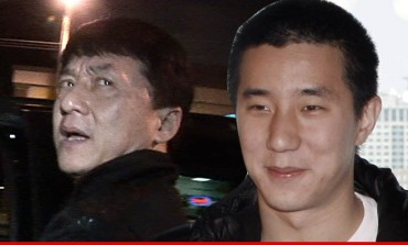 I'm Very Ashamed of my son – Jackie Chan