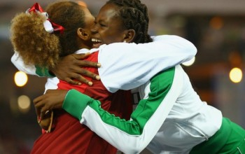 Glasgow 2014: Ese Brume Wins Gold In Women's Long Jump