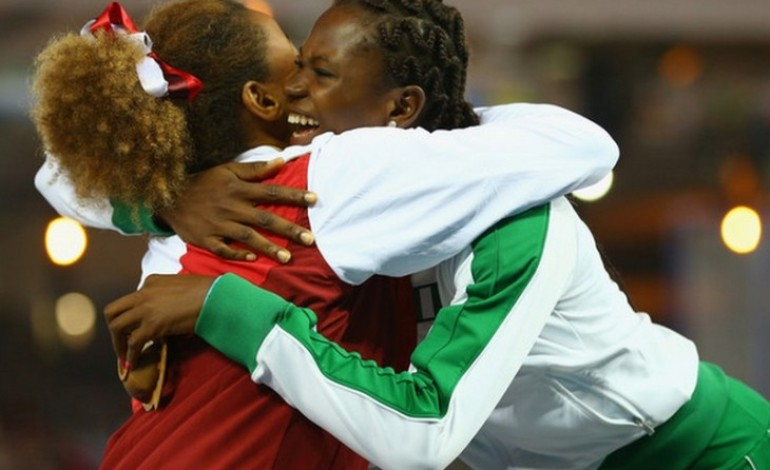 Glasgow 2014: Ese Brume Wins Gold In Women's Long Jump