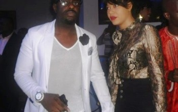 Story: im Iyke and Nadia Buari still at it...