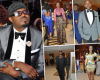 WoW! First photos! Kate Henshaw, Tiwa Savage, 2face Idibia, Banky W, Juliet Ibrahim, Uti Nwachukwu, Ebuka Obi-Uchendu and others step out for Dj Jimmy Jatt's 25th Anniversary Celebration.