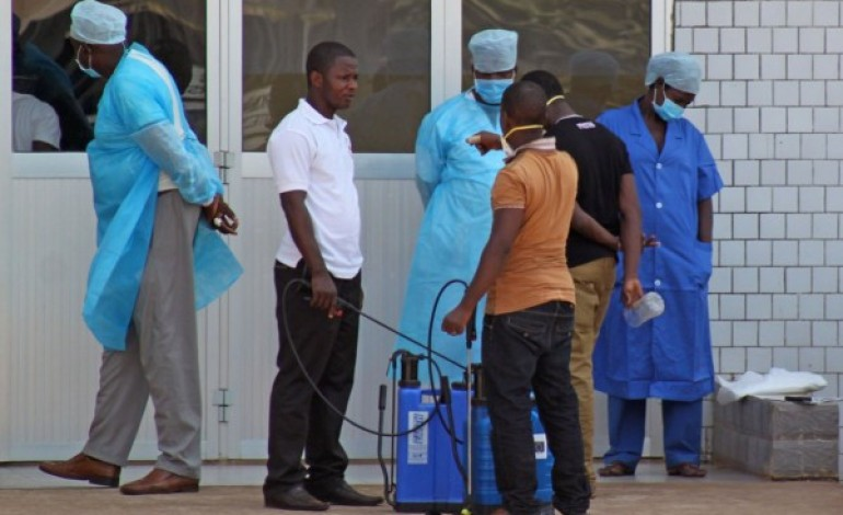 Ebola: 2 Dead, 20 Hospitalised after Excessive Consumption of Salt in Jos