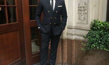 See What John Dumelo Wore To Sonnie Badu's Wedding