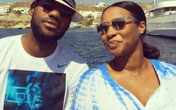 LeBron James gives wife a push gift – Reveals Possible Baby Name