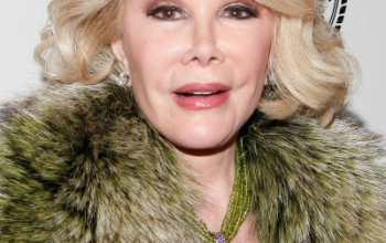 """Joan Rivers Reportedly in """"Critical Condition""""   Stops Breathing During Surgery"""