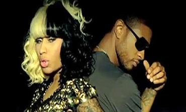 Usher Releases 'She Came to Give it to You' feat. Nicki Minaj