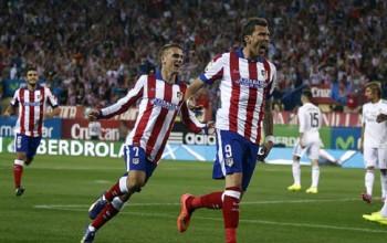 Atletico Madrid win supercopa Espana, Beat Real Madrid 2-1 on aggregate