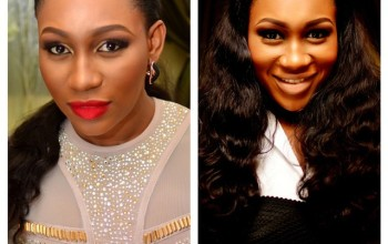 Photo: Which of Actress Ebube Nwagbo's look do you prefer?
