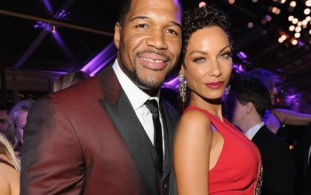 Michael Strahan & Nicole Murphy Split After Being Engaged For 5 Years