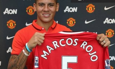 What does Marcos Rojo add to Manchester United?