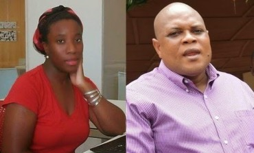 Patrick Sawyer's Wife Revealed! The real reason my husband travelled to Nigeria