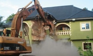 Church In Anambra Demolished Over Links With Kidnappers