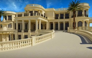 See inside America's most expensive house for sale at $139million