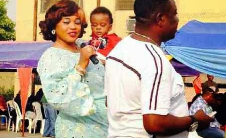 Busted! Mr Ibu is cheating on his Nollywood actress wife
