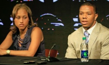 OOOKAY! Ray Rice's wife speaks following release of elevator video, defends him