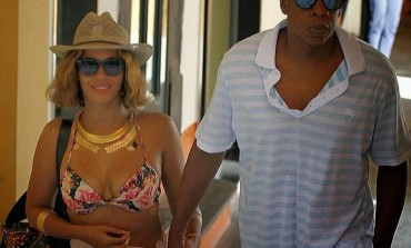 Crazy in love! Beyonce and Jay Z arm-in-arm as they stroll Italian streets