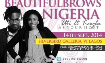 Beautiful Brows Nigeria launches Makeup Franchise in Africa | Uti & Kayla to Host the Product Launch Event