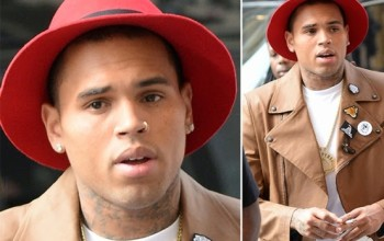Chris Brown to Ray Rice: 'I've been down that road'
