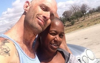 African-American Actress Claims She Was Detained for Prostitution for Kissing Her White Boyfriend in Public