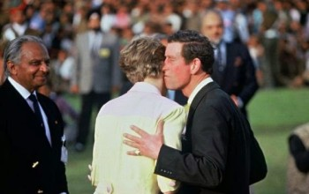 Former royal insider reveals 'truth' behind time Diana snubbed kiss from Charles