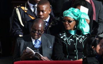 Zimbabwe's First Lady Awarded PhD 2 Months After Enrollment at University