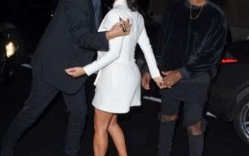 For Real! September 25, 2014   News   No comments TV Star, Kim Kardashian Kisses Another Man In Front Of Husband Kanye West!