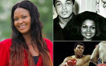 Here's All You Need To Know About Mohammed Ali's Secret Ghanaian Daughter