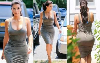 Kim Kardashian's advice to ladies who keep nu de photos