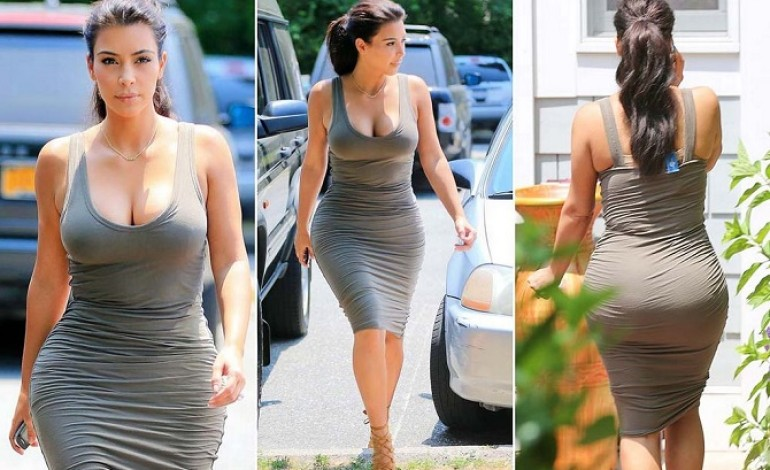Kim Kardashian's advice to ladies who keep nu de photos