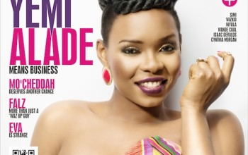 "Life After ""Johnny"" – Yemi Alade is the Mystreetz Magazine Cover Girl!"