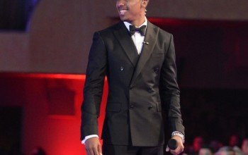 Check Out Nick Cannon's N328 Million Shoes [PHOTOS]