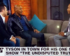 Mike Tyson curses out host live on TV after host mentions his rape conviction