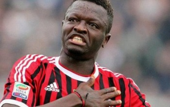Juventus Face Fine After Fans Racially Abuse Sulley Muntari