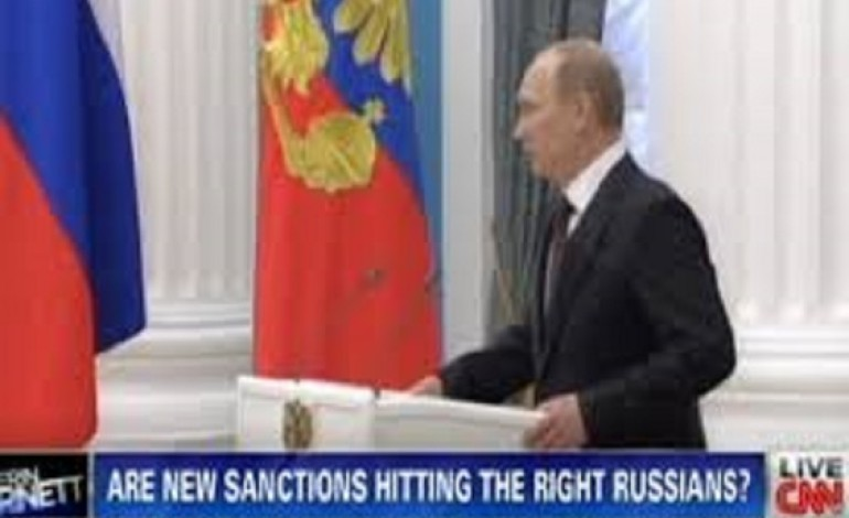 Hmm: EU Implements Fresh Sanctions On Russia