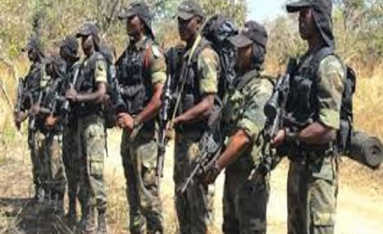 Cameroon Government Extradites 246 Run Away Nigerian Soldiers