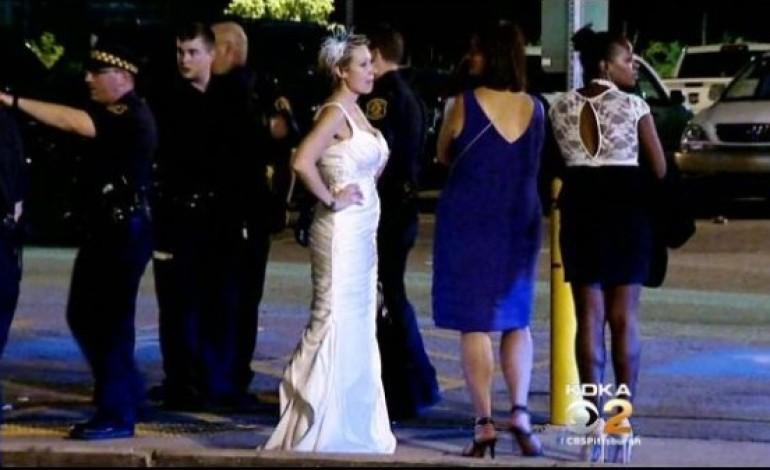 US Wedding Ends in Bloodshed, Heartbreak & Arrests After Groom Flirts with Pregnant Woman